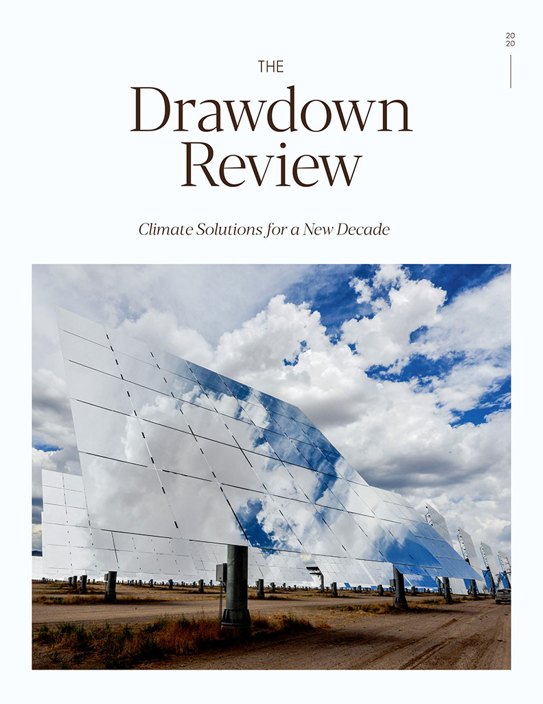 Drawdown Review 2020