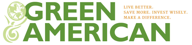 Green American logo