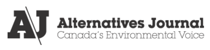 Alternatives Journal - Canada's Environmental Voice