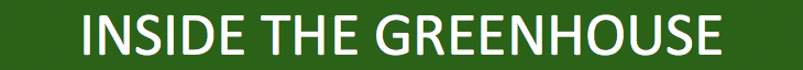 INSIDE THE GREENHOUSE logo