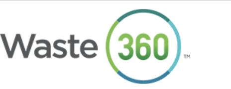 Waste 360 logo