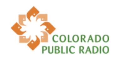 Colorado Public Radio logo