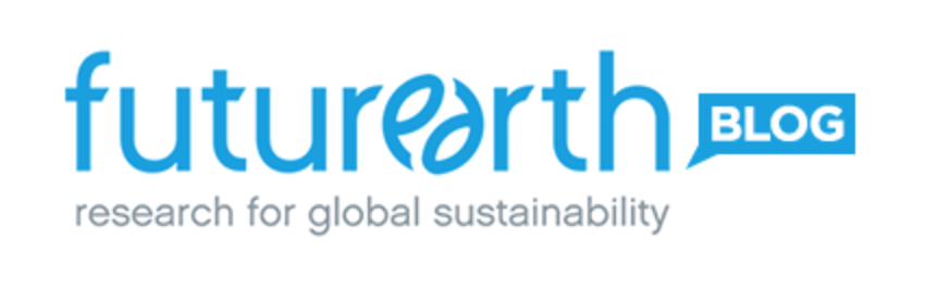 Futurearth Blog logo