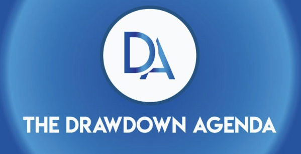 The Drawdown Agenda podcast logo