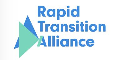 Rapid Transition Alliance logo