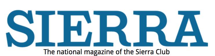 Sierra Club Magazine logo