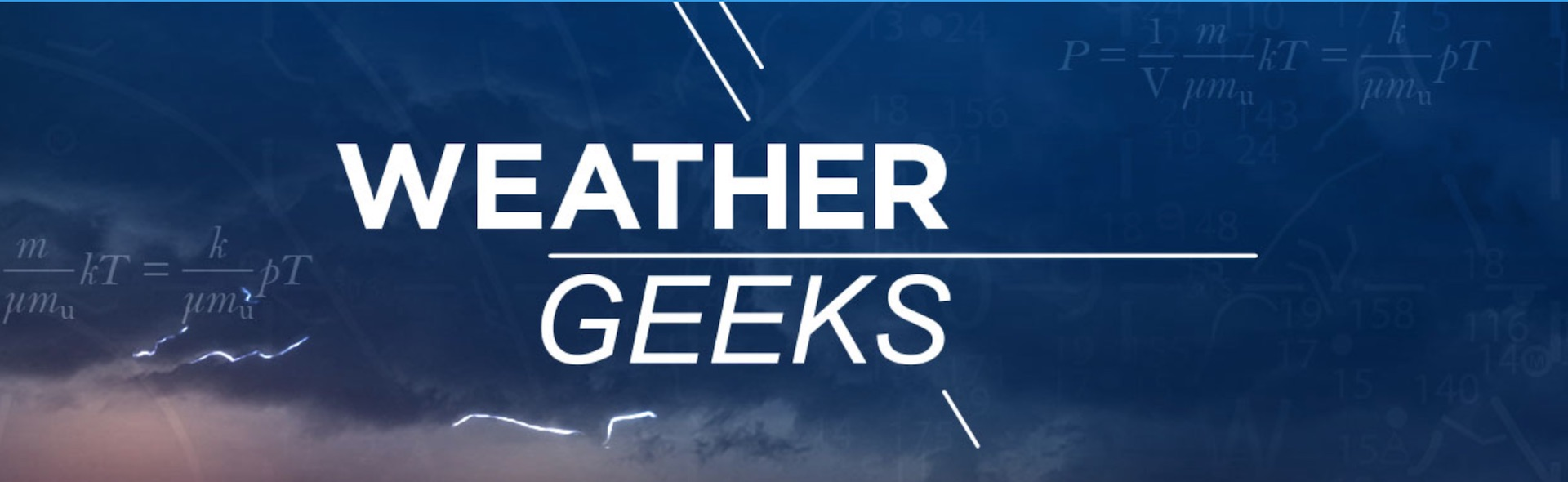 Weather Geeks podcast with Dr. Katharine Wilkinson